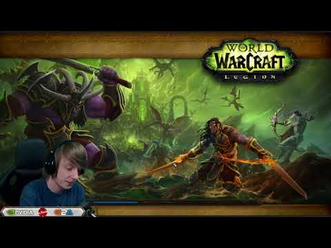 DWA ŁADNE RBG - World of Warcraft: Legion