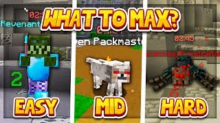 Hypixel Skyblock: WHAT SLAYER QUEST TO MAX OUT FIRST? WHAT IS ACTUALLY WORTH GRINDING FOR!