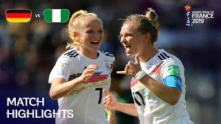 Germany v Nigeria - FIFA Women's World Cup France 2019™