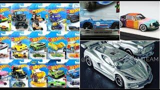 Hot wheels treasure hunt mercedes-Benz 2020-033 cp08