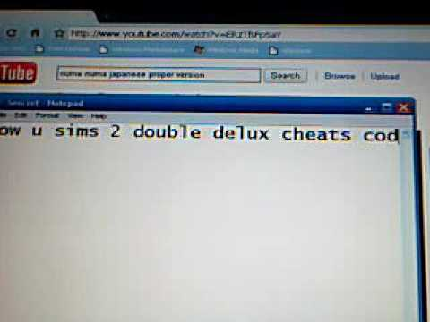 The sims 2 double deluxe game cheats egt llamok wiki