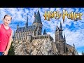 Assistant Visits Wizarding World of Harry Potter and Hogwarts at Universal Studios