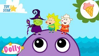 Dolly And Friends   cartoon movie for kids Episodes #266