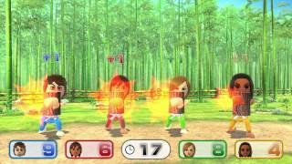 Wii Party U Minigame Showcase - One Two Punch