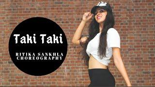 Taki Taki | DJ Snake ft. Selena Gomez, Ozuna, Cardi B | Dance Choreography | Ritika Sankhla | Lasya
