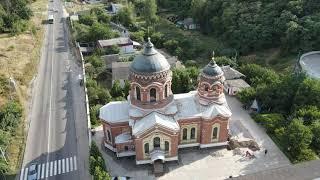 Свято Борисо Глебский женский монастырь.  Водяное.