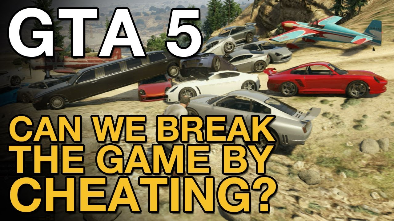 GTA 5 Cheats: Can we use them to break the game? (VideoGamer.com ...