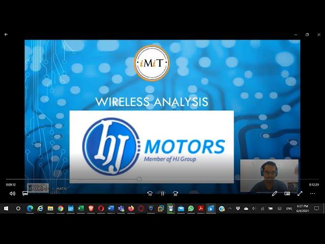 Telematics HJ Motors Presentation @ IMIT
