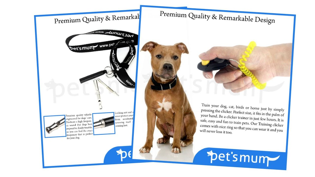 Teach Dog To Stop Barking By Petu0027s Mum Dog Whistle And Dog Training Clicker  With Free EBooks