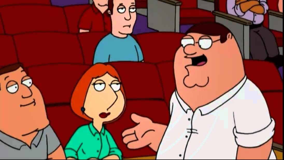 Family Guy Am I Supposed To Youtube