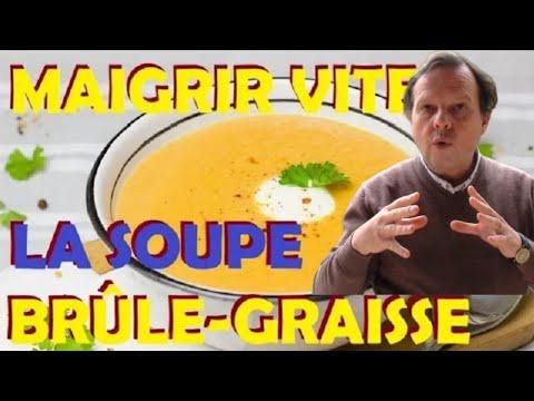 MAIGRIR VITE (2019)🙏Sans Régime 🥣 Soupe Brule Graisse Perdre Du Poids Rapidement