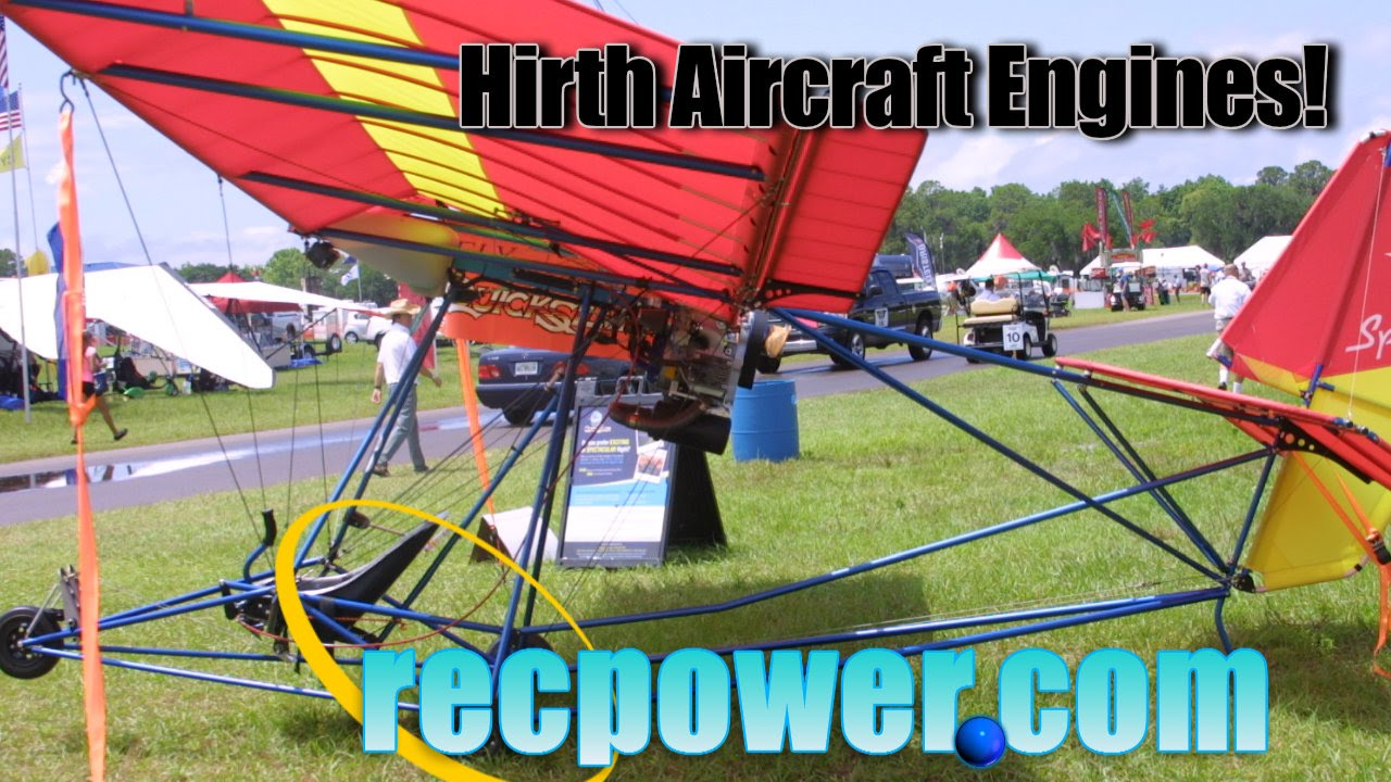 hirth aircraft engines recreational power hirth aircraft engine