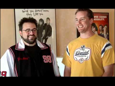 Kevin Smith and Jeff Anderson Now You Know