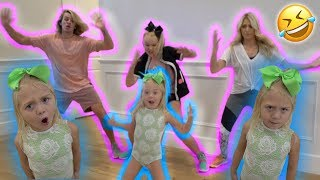 Download EVERLEIGH TEACHES US HOW TO DANCE **HILARIOUS**! With Cole&Sav Mp3 and Videos
