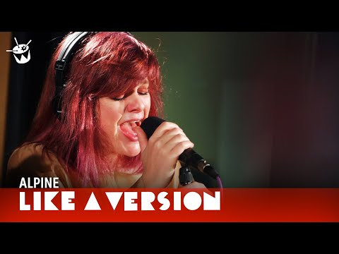 Alpine - Foolish (live on triple j)