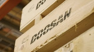 Doosan Parts Distribution Center Opening
