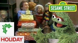 Sesame Street: Oscar Hates Christmas
