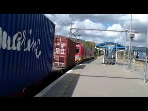 """China Dolls"" Transnet Freight Rail Electrics"