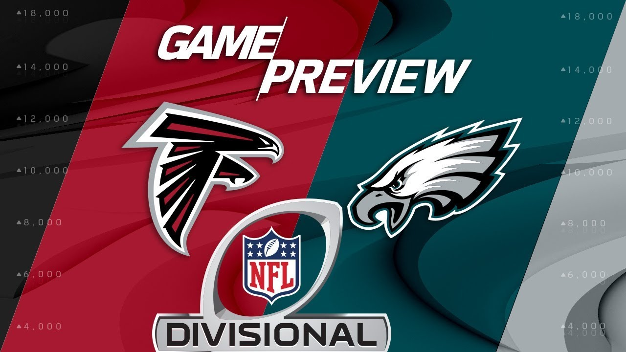 Resultado de imagen para Atlanta Falcons vs Philadelphia Eagles