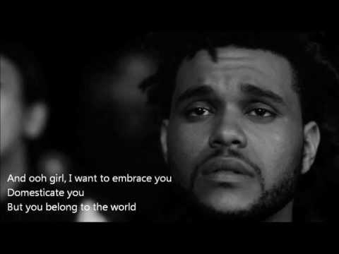 The Weeknd - Belong To The World w/ Lyrics
