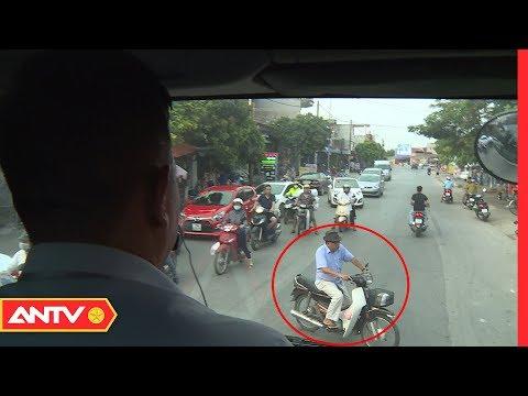 Cận cảnh buổi tập lái xe container với đầy rẫy hiểm nguy   Kỹ năng sống [số 126]   ANTV