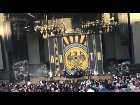 A Day To Remember - FULL SET LIVE [HD] - The Stage World Tou