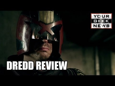 DREDD 3D REVIEW: We agree, Karl Urban is the Law.