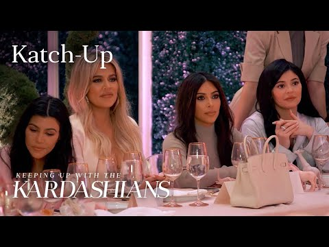 """""""Keeping Up With the Kardashians"""" Katch-Up S15, EP.11 