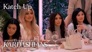 Khloé Kardashian throws her dream baby shower. Kylie Jenner struggles with her post-baby body and Kim K. aims to change the world. #KUWTK #KeepingUpWithTheKa...