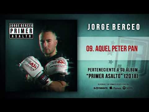 "JORGE BERCEO ""Aquel Peter Pan"" (Audiosingle)"