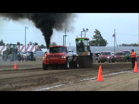 K buildings truck chris webb in lima,ohio