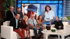 Julie Bowen Does the Best Sofa Vergara Impression