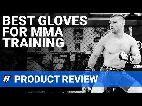 BEST GLOVES FOR MMA TRAINING GUIDE