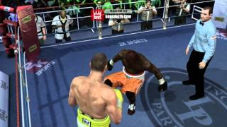 Don King Presents Prizefighter - Career Mode part 17
