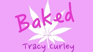 Baked With Tracy Curley: Oatmeal Cranberry Kushies Ft. Amy Anonymous