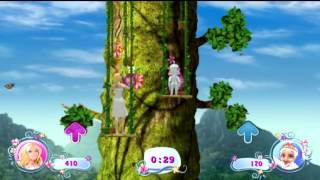 Barbie as the Island Princess - RomUlation Plays Wii