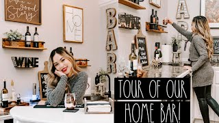 Home Bar Decor Ideas