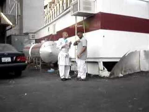 wadu in mecca-near the haram