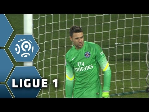 But Salvatore SIRIGU (42' csc) / LOSC Lille - Paris Saint-Germain (1-1) -  (LOSC - PSG) / 2014-15