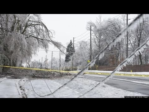Winter Storm Brings Snow, Cold To The Northeast