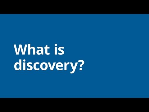 What is discovery - Leisa Reichelt