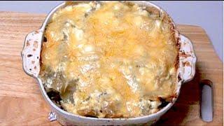 Vegetarian Lasagne - Recipe