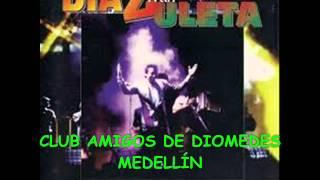 06 LA SUERTE ESTÁ ECHADA - DIOMEDES DÍAZ E IVÁN ZULETA (1996 MUCHAS GRACIAS)