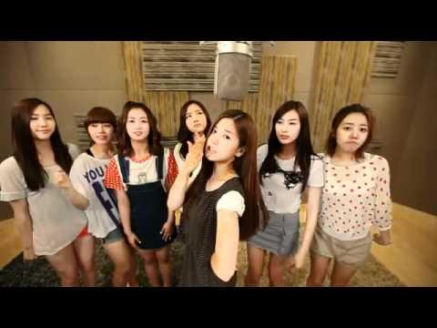 A Pink It Girl MV Full