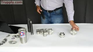 Socket Weld Fitting - Pipe Fitting - Pressure Fitting