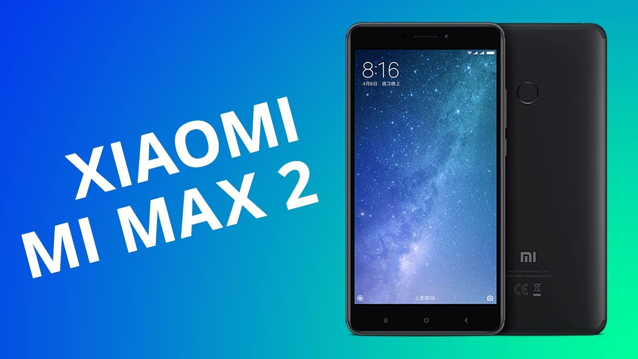 6a5e86a63e5 Xiaomi Mi Max 2 [Análise / Review] - Vídeos - Canaltech