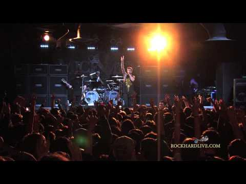 Of Mice & Men ~ Complete set ~ 1/14/13 on ROCK HARD LIVE