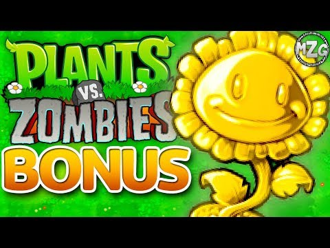 Plants Vs. Zombies Gameplay Walkthrough - Bonus Episode - The End! Zombatar, Cheat Codes, And More!
