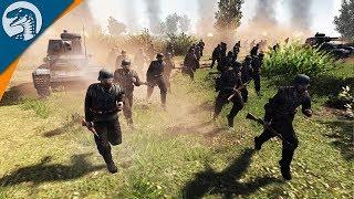 GERMAN FORCES INVADE FRANCE 1940 | Men of War: Assault Squad 2 Multiplayer Gameplay