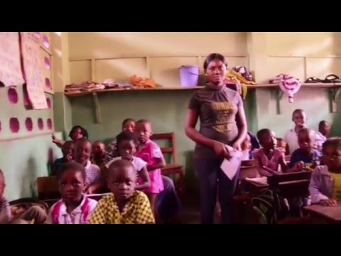 Das Erste Mal Ghana | Episode #7 - Schule | KrauseLocke®